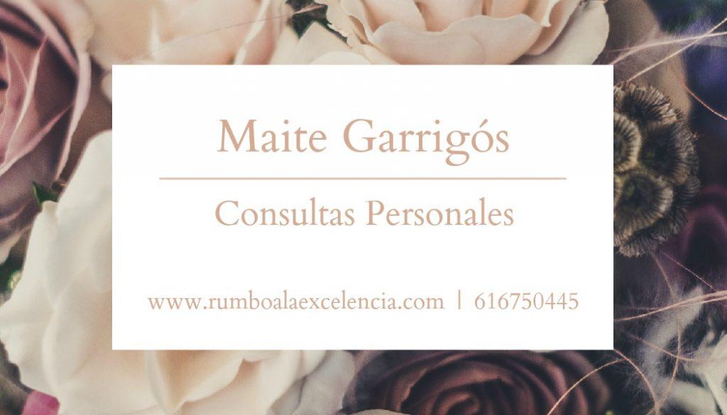 consultas personales privadas